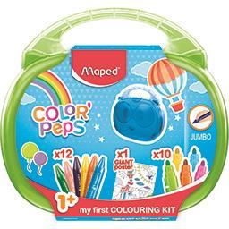 Mallette de coloriage 1er âge