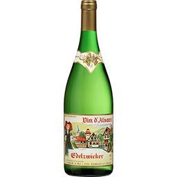 Vin d'Alsace Edelzwicker, vin blanc