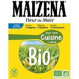 Maïzena Fleur de maïs sans gluten BIO la boite de 200 g