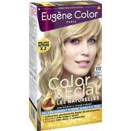 Les Naturelles - Coloration Blond très très clair na...