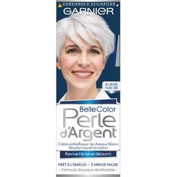 Belle Color - Crème cheveux blancs Perle d'Argent bl...