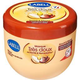 Masque très doux beurre de karité & macadamia