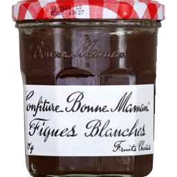 Confiture figues blanches
