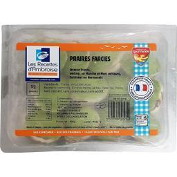Les Recettes d'Ambroise Prairies farcies la barquette de 12 - 100 g