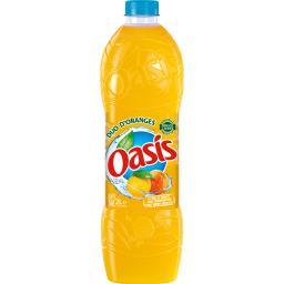 Oasis Oasis Boisson à l'eau de source orange