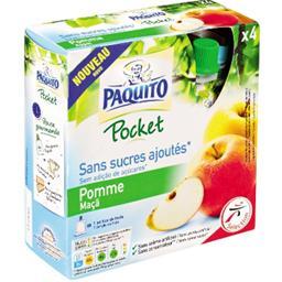 Spécialité pomme sans sucres ajoutés