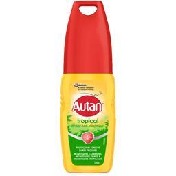Autan Répulsif tropical anti-moustiques le flacon de 100 ml