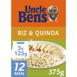 Riz & quinoa