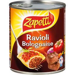 Ravioli Bolognaise