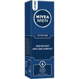 Nivea Men Soin de nuit anti-âge complet