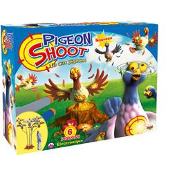 Pigeon Shoot 6 pigeons