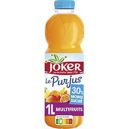 Le Pur Jus - Jus multifruits eau de coco