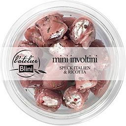 L'Atelier - Mini Involtini Speck italien & ricotta