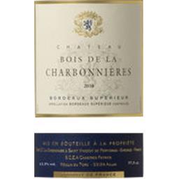 Bordeaux Supérieur vin rouge Château Bois de la Char...