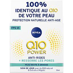Soin de jour Q10 Plus anti-rides texture légère FPS1...