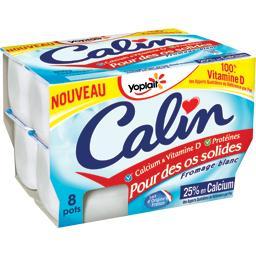 Calin - Fromage blanc au lait demi-écrémé
