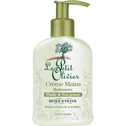 Crème mains hydratante huile d'olive