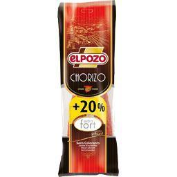 Elpozo Chorizo extra fort le paquet de 225