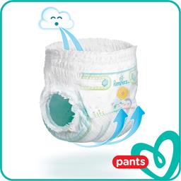 Couches Baby-dry taille 4 : 8-15 kg