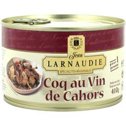 Coq au vin de Cahors