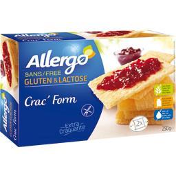 Crac'Form sans gluten
