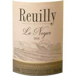 Reuilly vin blanc sec, 2016