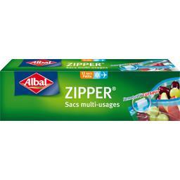 Sacs congélation multi-usages Zipper petit modèle 1 ...