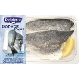 Filets de dorade royale