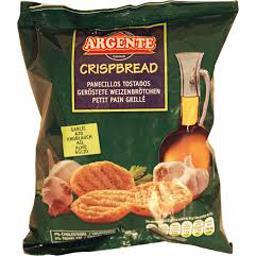 Petit pain grillé ail et persil