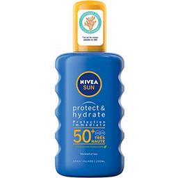 Sun - Spray protecteur hydratant FPS 50+ très haute