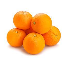 Oranges non traitées