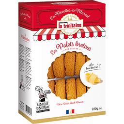 Les Palets Bretons pur beurre