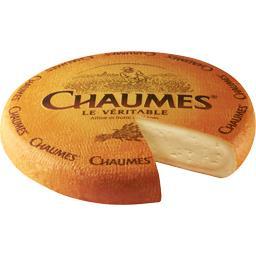 Fromage au lait pasteurisé 25% de MG, au rayon traditionnel,CHAUMES,au rayon traditionnel, à la coupe