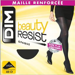 Beauty resist - collant opaque noir taille 2