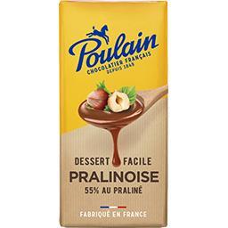 Dessert Facile - Chocolat Pralinoise