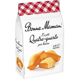 Bonne Maman Le Petit Quatre-quarts pur beurre
