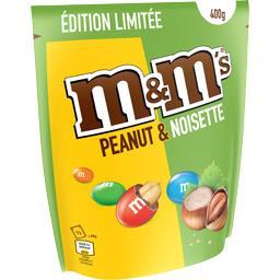 Assortiment bonbons cacahuètes & noisettes chocolat ...