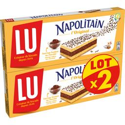 LU LU Napolitain - Gâteau napolitain l'Original