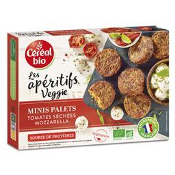 Les Apéritifs Veggie - Mini palets tomates mozzarell...