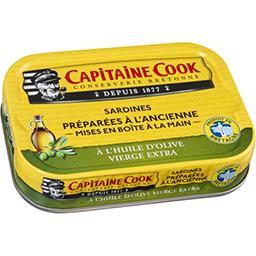 Sardines à l'huile d'olive vierge extra - EDITION CO...