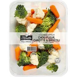 Idées Fraîches - Légumes vapeur chou-fleur carotte &...