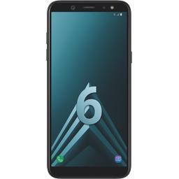 Smartphone Galaxy A6 noir Dual Sim