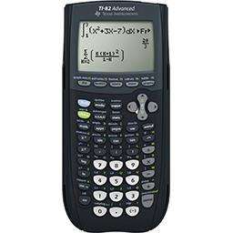 Calculatrice graphique ti-82 advanced avec mode ex