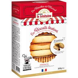 L'Assortiment de biscuits bretons