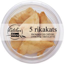L'Atelier - Rikakats fromage de chèvre citron & cibo...