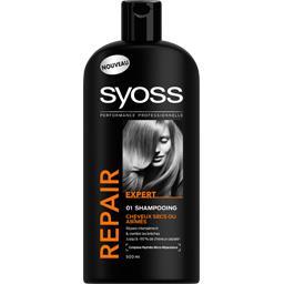 Repair Expert - Shampooing cheveux secs ou abîmés