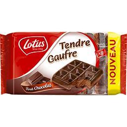 Tendre Gaufre tout chocolat
