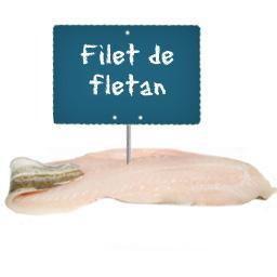 Filet de FLETAN