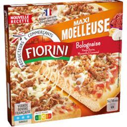 Maxi Gourmande - Pizza Bolognaise bœuf/mozzarella/po...