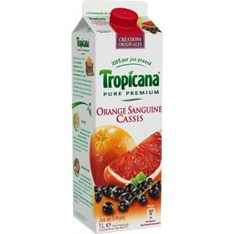 Pure Premium - Jus d'orange sanguine cassis